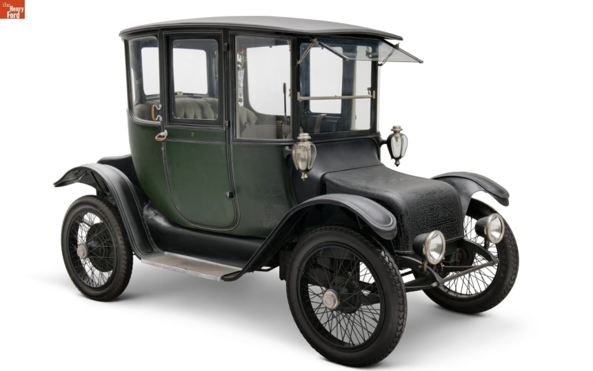 046 Evolu2 Detroit 1914 Clara Ford THF91019