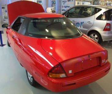 048 Evolu4 EV1 rear