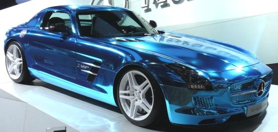 050 Evolu6 Mercedes SLS