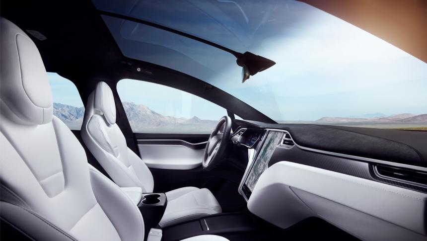 051 Evolu7 Tesla X Dash