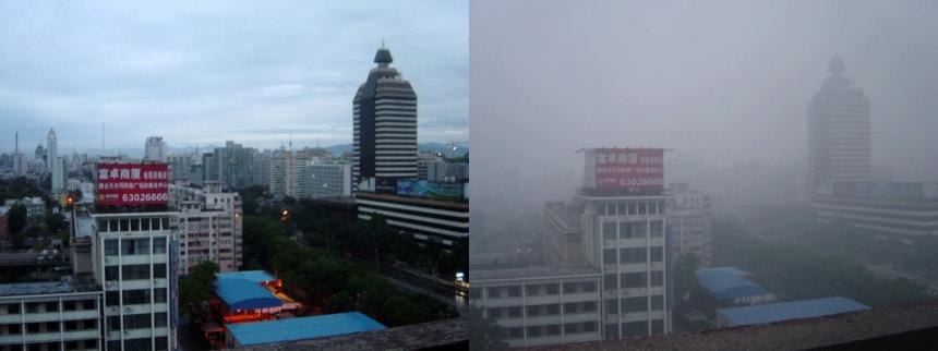 051 Evolu7 China pollution
