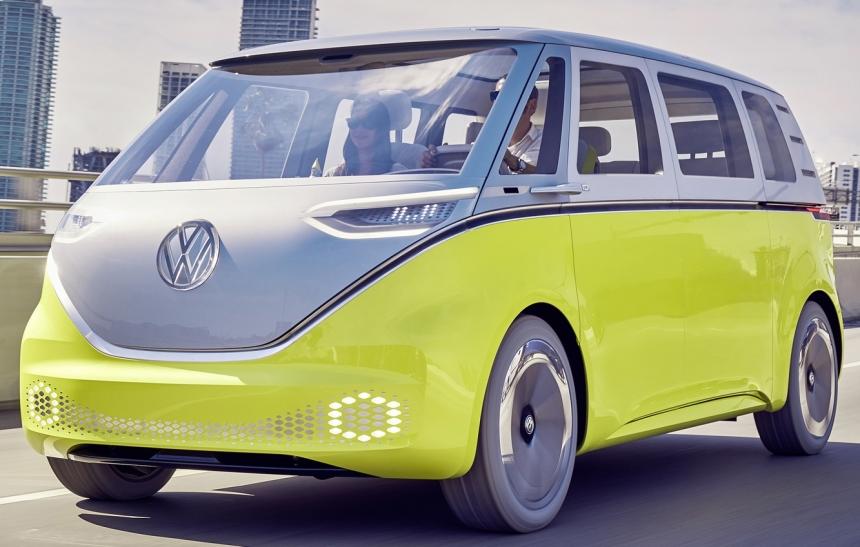 052 Evolu8 VW Buzz