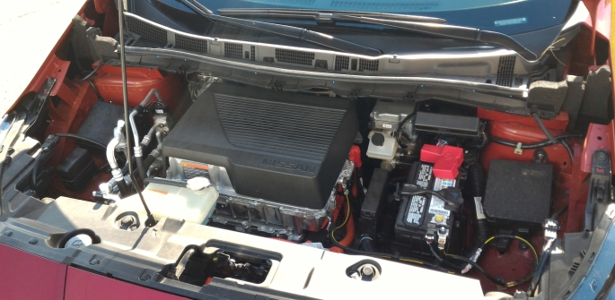056 Leaf 18 moteur