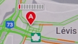060 TM3 Voy GPS Bornes