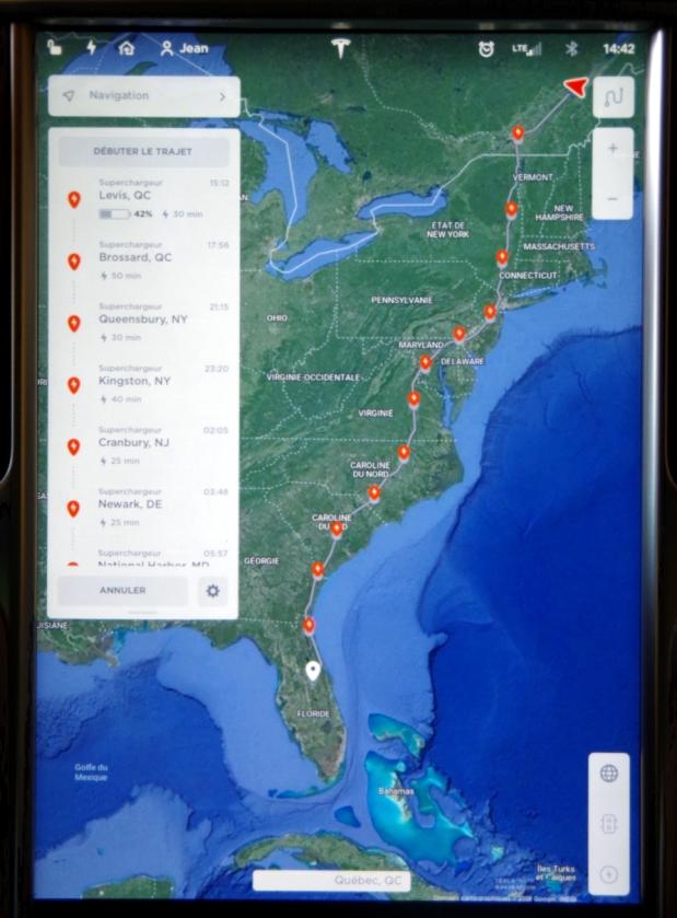063 Floride GPS