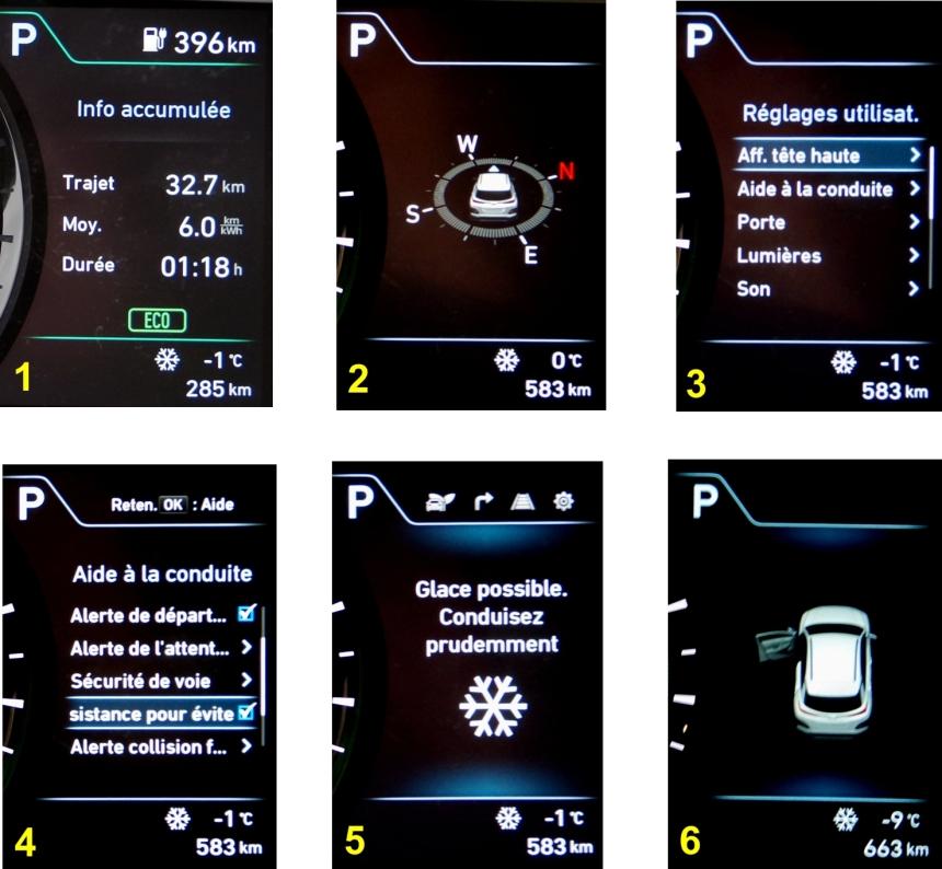 070 Kona Exper Ctr dash LCD