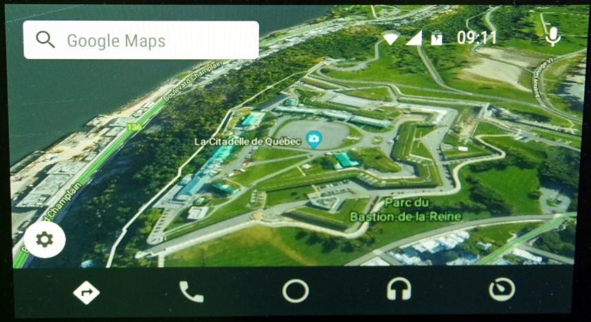 070 Kona Exper Screen Android