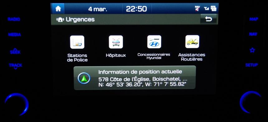 070 Kona Exper Screen Urgence