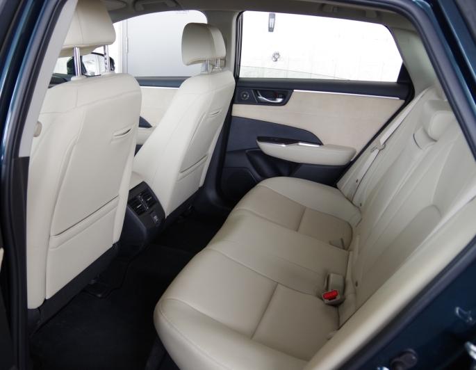 074 Honda Clarity In arr