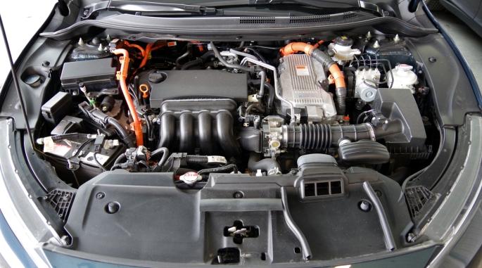 074 Honda Clarity Moteur