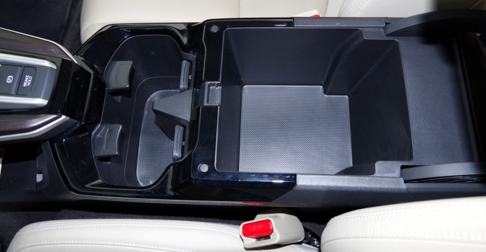 074 Honda Clarity Range console2