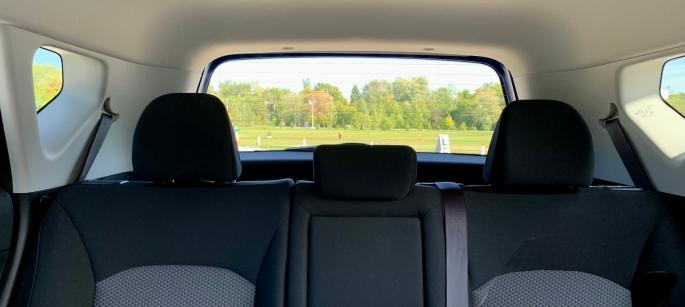 082 KiaSoul Back view